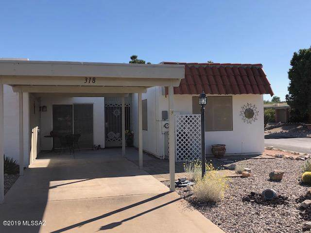 318 N Calle Del Chancero, Green Valley, AZ 85614 (#21927409) :: Keller Williams