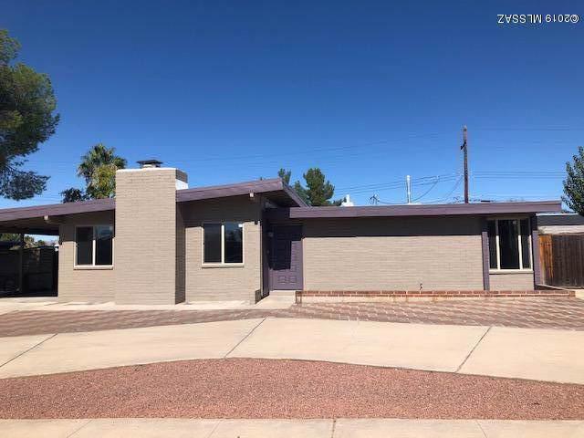 8217 E 20Th Street, Tucson, AZ 85710 (#21928210) :: Long Realty Company