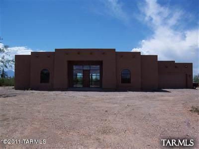 16525 S Sycamore Run Lane, Sahuarita, AZ 85629 (#21928898) :: Long Realty - The Vallee Gold Team