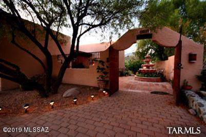 6081 E Calle Ojos Verde, Tucson, AZ 85750 (#21928957) :: Long Realty - The Vallee Gold Team