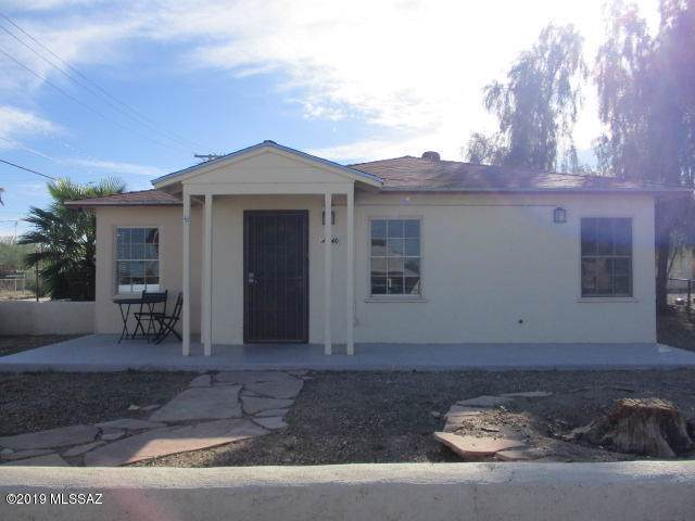 140 E Arroyo Avenue, Ajo, AZ 85321 (#21928970) :: Gateway Partners | Realty Executives Tucson Elite