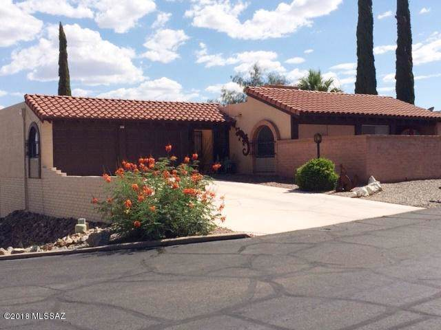 865 W La Calandria, Green Valley, AZ 85622 (#21929156) :: Gateway Partners | Realty Executives Tucson Elite