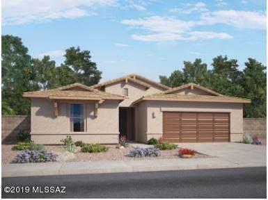 11898 W Rocky Cove Drive, Marana, AZ 85653 (#21929488) :: Long Realty - The Vallee Gold Team