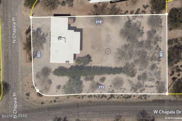 7606 N Chapala Place, Tucson, AZ 85704 (#21929640) :: Realty Executives Tucson Elite