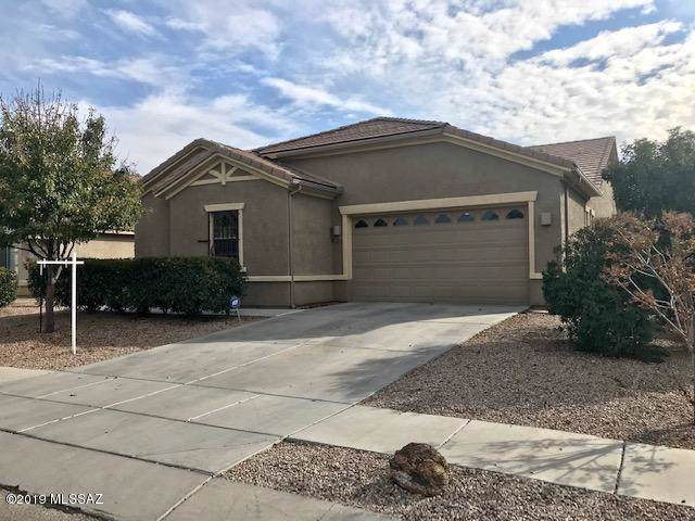 5284 E Agave Vista Drive, Tucson, AZ 85756 (#21929767) :: Long Realty - The Vallee Gold Team