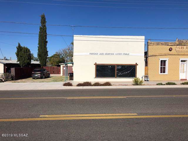 416 E Fremont Street, Tombstone, AZ 85638 (#21930235) :: Long Realty - The Vallee Gold Team