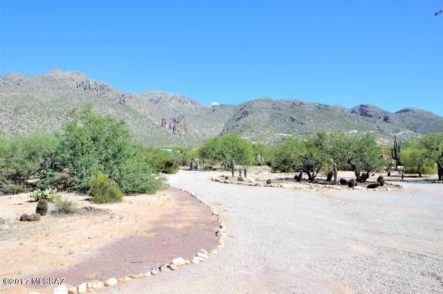 11440 E Catalina Highway, Tucson, AZ 85749 (#21930824) :: The Josh Berkley Team