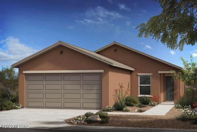 8582 E Seabury Court, Tucson, AZ 85710 (#22000127) :: Long Realty - The Vallee Gold Team