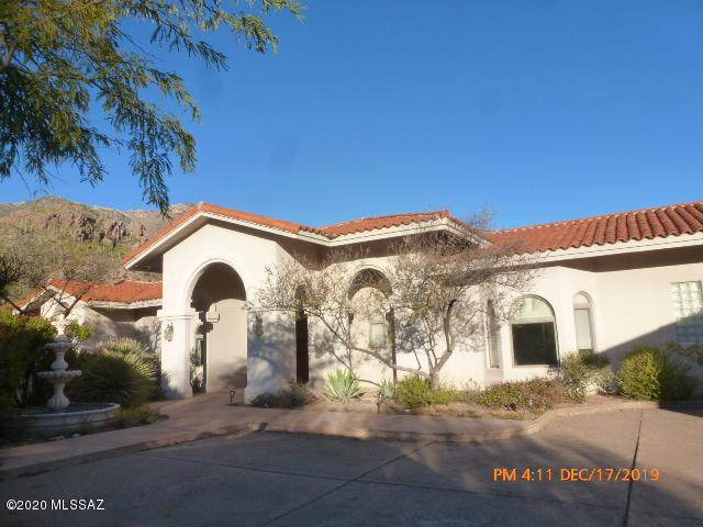 6144 E Finisterra Drive, Tucson, AZ 85750 (#22000191) :: Long Realty - The Vallee Gold Team
