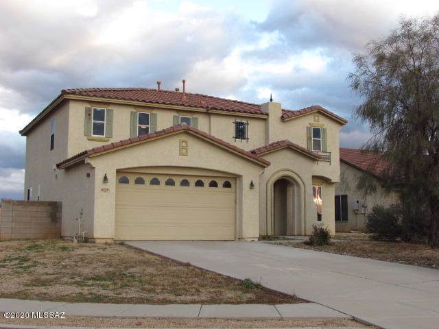 6139 S Mountain Eagle Drive, Tucson, AZ 85757 (#22000843) :: Long Realty - The Vallee Gold Team