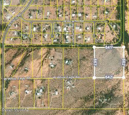 17411 W White Eagle Road, Marana, AZ 85653 (#22001316) :: Long Realty - The Vallee Gold Team