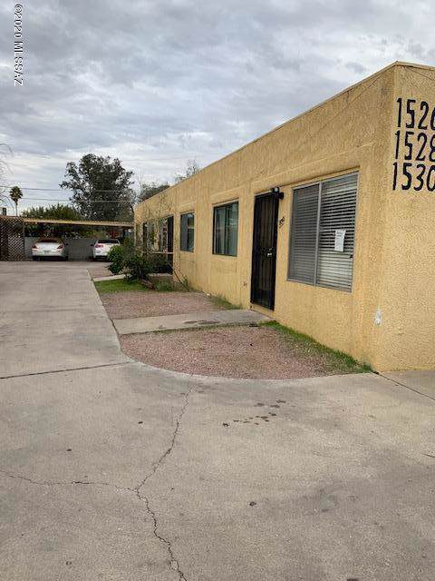 1526 N Bryant Avenue, Tucson, AZ 85712 (MLS #22001532) :: The Property Partners at eXp Realty