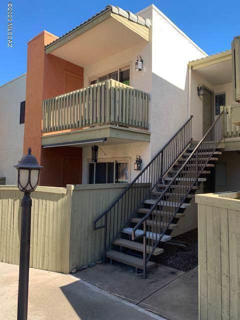 260 S Pantano Road #109, Tucson, AZ 85710 (#22001647) :: The Local Real Estate Group   Realty Executives