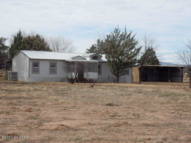 3660 W Whitewater School Road, Elfrida, AZ 85610 (#22001669) :: Long Realty - The Vallee Gold Team