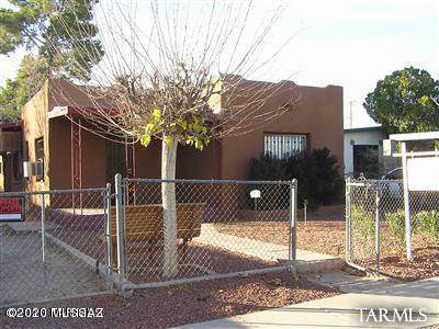 326 E 32nd Street, Tucson, AZ 85713 (#22001688) :: Long Realty - The Vallee Gold Team