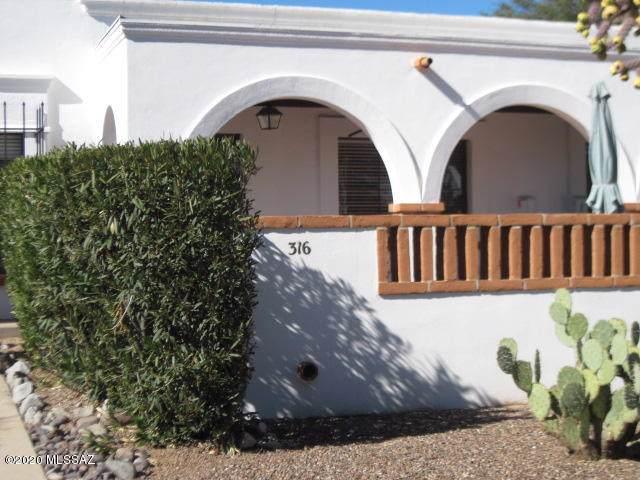 316 S Paseo Quinta C, Green Valley, AZ 85614 (#22001823) :: Gateway Partners | Realty Executives Tucson Elite
