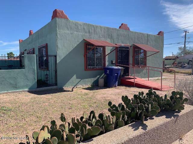 1903 S Park Avenue, Tucson, AZ 85713 (#22002069) :: Long Realty Company