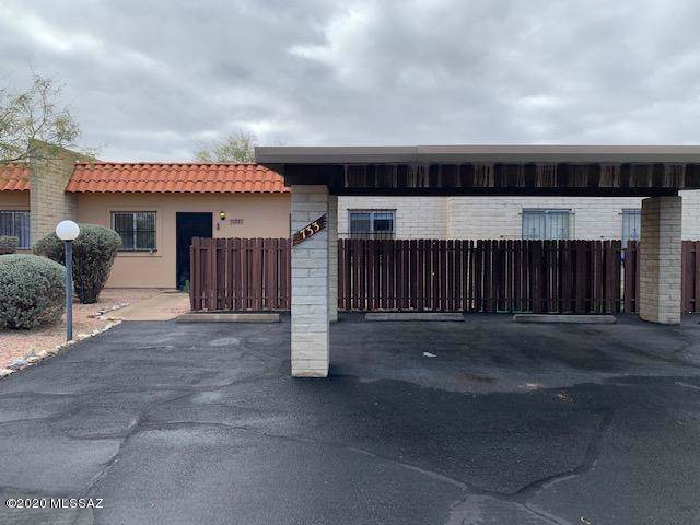 733 S Pantano Parkway, Tucson, AZ 85710 (#22002227) :: Tucson Property Executives