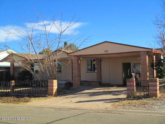 100 Keating Street, Sierra Vista, AZ 85635 (#22002317) :: Keller Williams