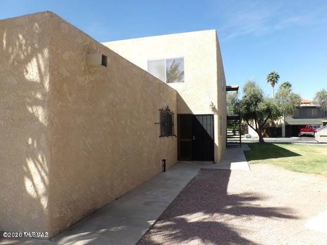 6755 E Calle La Paz Lot C, Tucson, AZ 85715 (#22003964) :: Long Realty Company