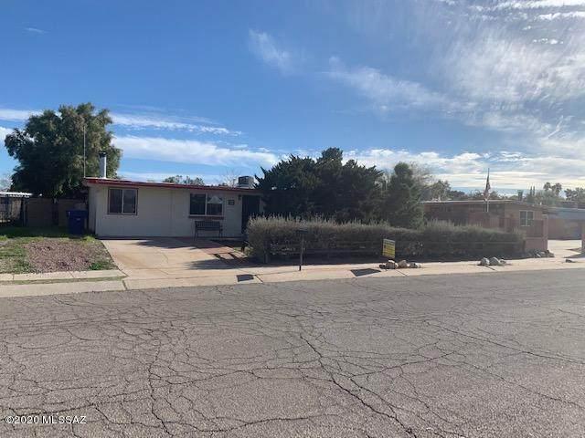 8518 E Ruby Drive, Tucson, AZ 85730 (#22005130) :: Realty Executives Tucson Elite
