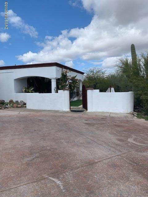 1235 N Painted Hills Road, Tucson, AZ 85745 (#22005217) :: The Local Real Estate Group | Realty Executives
