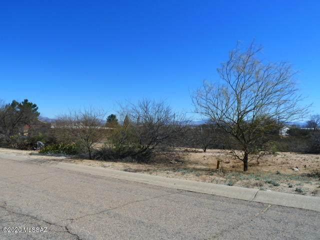 0 S Ridge Drive, Benson, AZ 85602 (#22005394) :: Long Realty Company