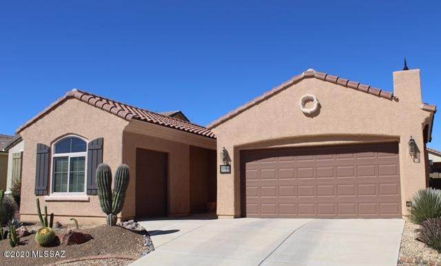 14152 S Via Del Farolito, Sahuarita, AZ 85629 (#22005403) :: Long Realty - The Vallee Gold Team