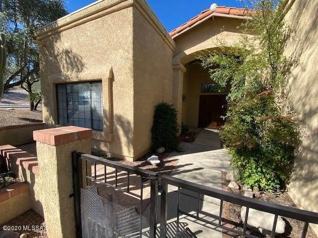 775 E Camino Corrida, Tucson, AZ 85704 (#22006425) :: Keller Williams