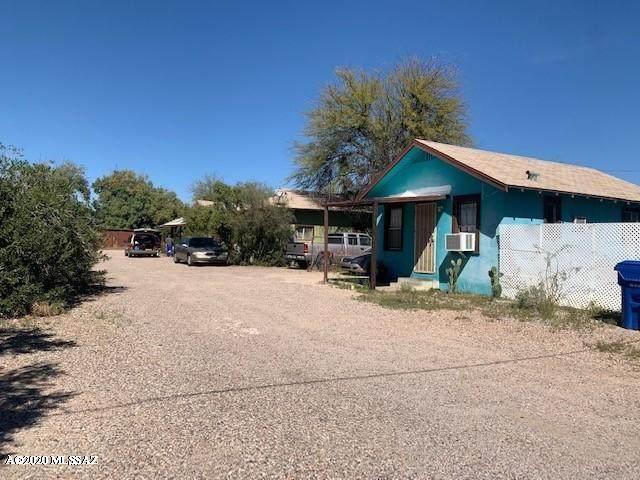 519 E Navajo Road, Tucson, AZ 85705 (#22006815) :: The Josh Berkley Team