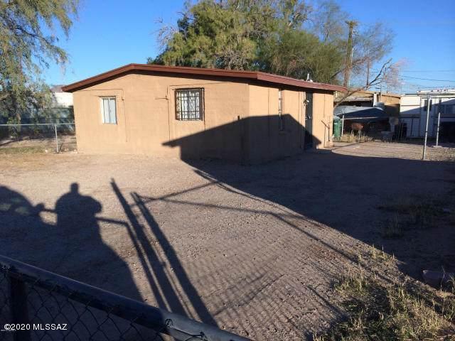 337 W 35Th Street, Tucson, AZ 85713 (#22006820) :: Tucson Property Executives