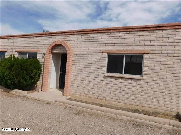 3612 E Monte Vista Drive, Tucson, AZ 85716 (#22008079) :: Luxury Group - Realty Executives Arizona Properties