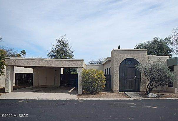 3258 N Little Creek Place, Tucson, AZ 85712 (#22008559) :: Long Realty - The Vallee Gold Team