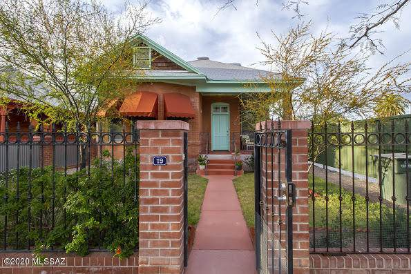 19 W 17Th Street, Tucson, AZ 85701 (MLS #22008633) :: The Property Partners at eXp Realty