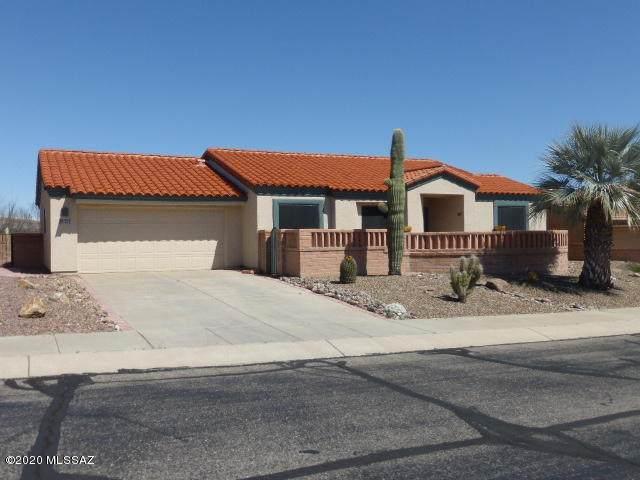1644 W Vista Ridge Drive, Green Valley, AZ 85622 (#22008713) :: The Local Real Estate Group | Realty Executives