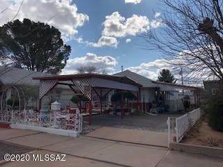 937 E 12Th Street, Douglas, AZ 85607 (#22008907) :: Long Realty Company