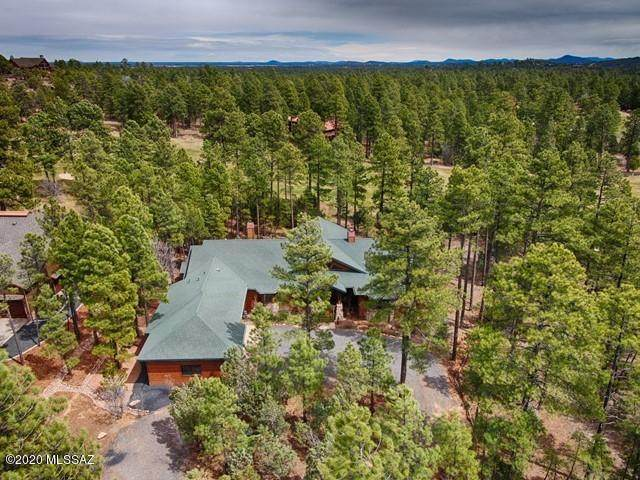 1411 S Falling Leaf Road, Show Low, AZ 85901 (MLS #22008931) :: The Property Partners at eXp Realty