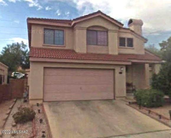 726 W Mountain Ridge Drive, Oro Valley, AZ 85737 (#22009059) :: The Local Real Estate Group | Realty Executives