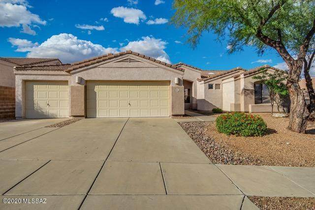 410 W Silvertip Road, Tucson, AZ 85737 (#22009584) :: Realty Executives Tucson Elite