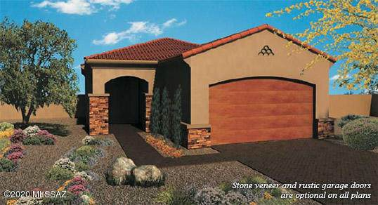 10333 E Painted Turtle Lane E #0, Tucson, AZ 85747 (#22009845) :: Keller Williams