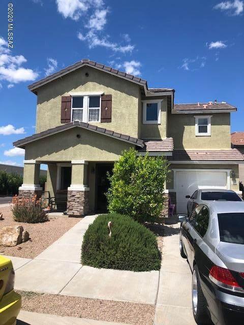 7597 E Valley Overlook Drive, Tucson, AZ 85710 (#22009904) :: Gateway Partners | Realty Executives Arizona Territory