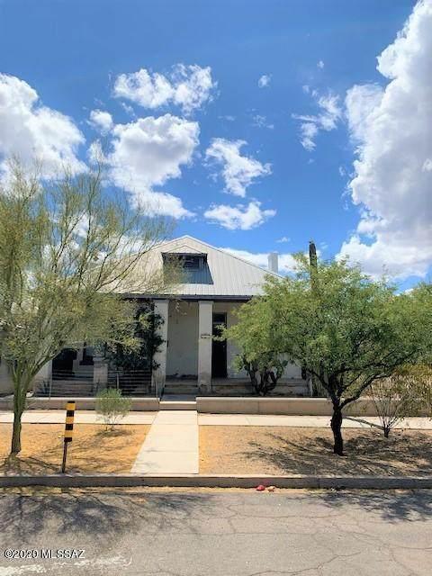 Address Not Published, Tucson, AZ 85705 (#22010842) :: Long Realty Company