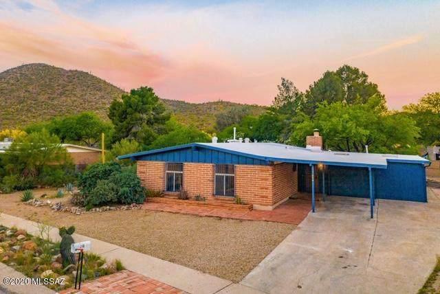 206 S Avenida Del Porvenir, Tucson, AZ 85745 (#22011034) :: The Local Real Estate Group | Realty Executives