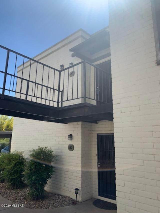 8450 E Old Spanish Trail #245, Tucson, AZ 85710 (#22011408) :: Gateway Partners