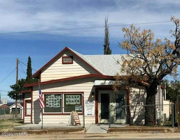 204 W Fremont Street, Tombstone, AZ 85638 (#22011981) :: Gateway Partners | Realty Executives Arizona Territory