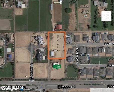 16134 E Pecos Road, Gilbert, AZ 85295 (#22012580) :: Gateway Partners | Realty Executives Arizona Territory