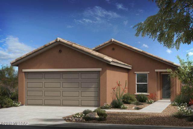 5135 S Dakota Vista Place Lot 30, Tucson, AZ 85746 (#22012641) :: The Josh Berkley Team