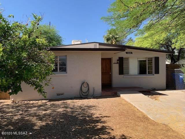 3238 E 1st Street, Tucson, AZ 85716 (#22012658) :: Luxury Group - Realty Executives Arizona Properties
