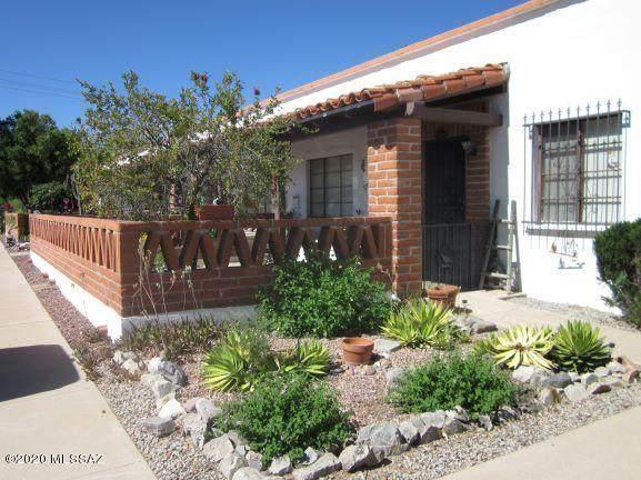 508 D S Paseo Lobo D, Green Valley, AZ 85614 (#22012712) :: Long Realty Company