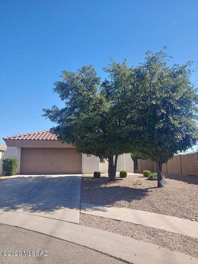 9516 E Rashad Way, Tucson, AZ 85748 (#22012983) :: The Local Real Estate Group | Realty Executives